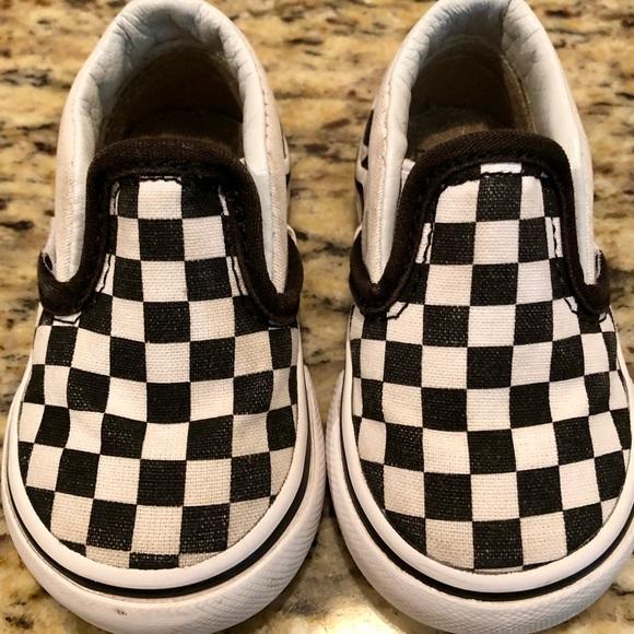 sale retailer on sale exclusive range Size 3 Checkered Vans